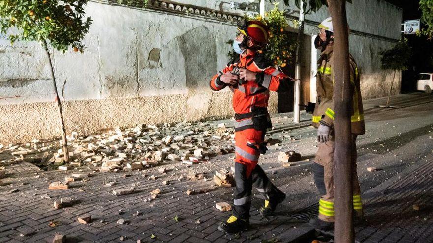 Terremotos en Granada, ¿qué van a cubrir las compañías de seguros?