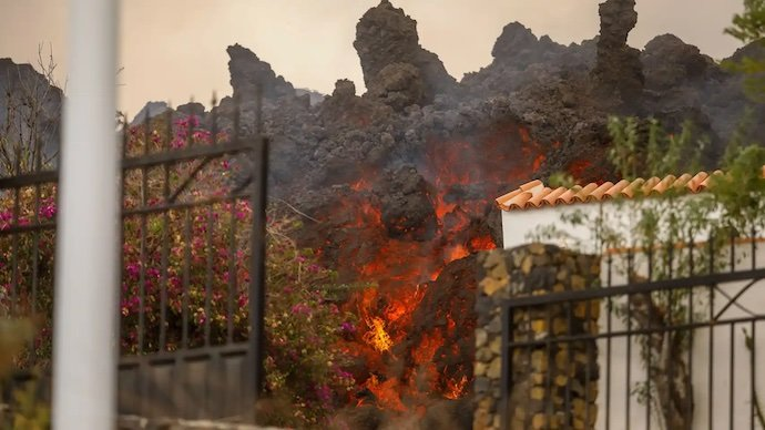 En Canarias, solo el 48% de las viviendas tiene seguro
